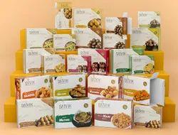 Designer Sweet Packaging Box
