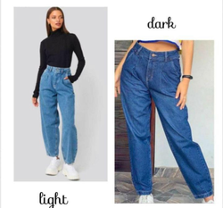 HM Regular Mom Jeans
