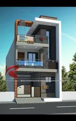 Construction Home Bungalow Development, In Bhopal