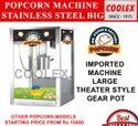 Electric Popcorn Machine