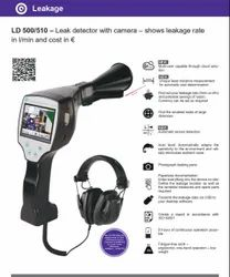 LD 500- Leak Detector With Camera