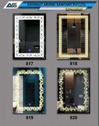 LED Mirror 18x24