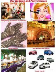 Unisex Makeup Wedding & Party Services, Reception, Patna
