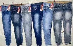 Mens Black Denims Jeans