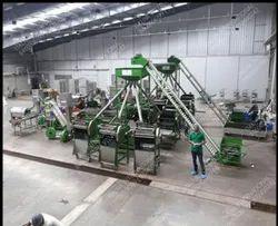 10 Ton Fully Automatic Cashew Processing Machine