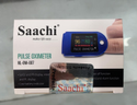 Saachi Oximeter