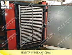 Cashew Dryer Trolley