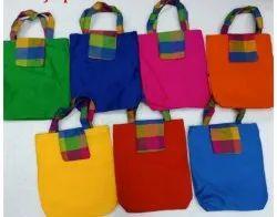 Silk Thamboolam Bag