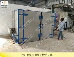 Electrical Cashew Kernels Dryer
