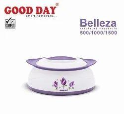Good Day Belleza Insulated Casserole ( 1000 Ml)