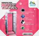 HJ110 Disinfection Tunnel