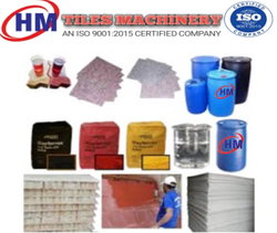 Paver Block Chemichal Hardner & Iron Oxide Colour