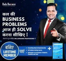 Bada Business - Life Time Membership (LTM) - Dr. Vivek Bindra, Location: Pan India