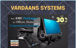 Annual Maintenance Contract (AMC) for Computers