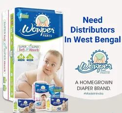 Pant Type Wowper Baby Diapers