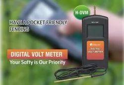 Hotter Digital Volt Meter