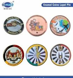 Enamel Badges Pins