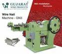 Wire Nail Making Machine