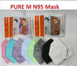 Number of Layers: 6 PureM N95 Mask