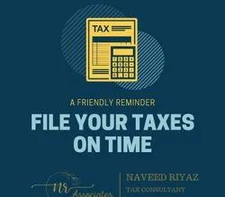 Online CA Income Tax Return Filing Services In Pan India