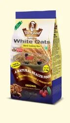 Indian White Dr Food quick cooking oats, Packaging Type: 1kg Pouch
