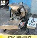 Cashew Salt Spices Coating Pan Machine