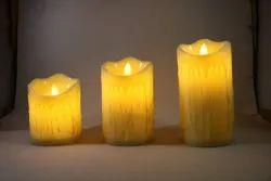 Luminara LED Pillar Candle set