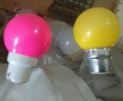 Coloured LED Bulb