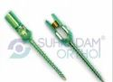 Pedicle Reduction Monoaxial Single Lock Screw