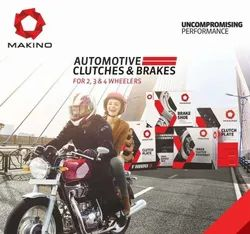 Makind Automotive Clutches And Brakes