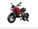Red Bike Dls01/680 Ride On For Kids