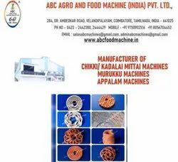 Madurai Achu Murukku Making Machine