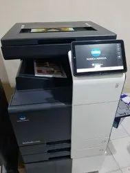 Konica Minolta Color Photocopy Machine