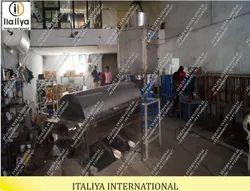 Stainless Steel Cashew Peeling Machine