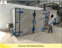 Cashew Kernel Tray Dryer