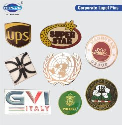 Corporate Lapel Pins