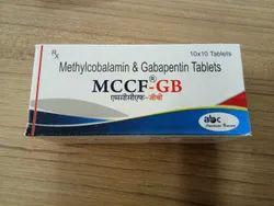 Methylcobalamin And Gabapentin Tablets
