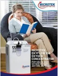 Portable Oxygen Concentrator, Microtek, Philips