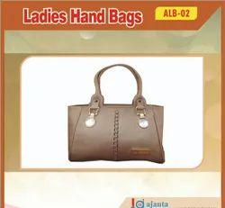 Assorted Leatherette Ladies Handbag
