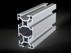 Square Aluminium Aluminum Section 30x60, Grade Series: 6063 T6