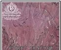 Violet Panther Marble