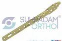 3.5mm LCP Distal Fibula Locking Plate
