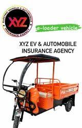 E Rickshaw Loader Insurance