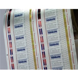 Pharmaseal, Printed Aluminium Foil For Pharma