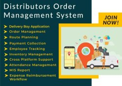 Online/Cloud-Based Multi-User Distributor Order Management Services, For Windows