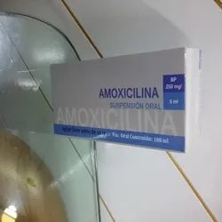 Amoxiclin Syrup 250mg