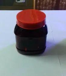 Amber Pet Jar