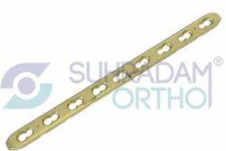 4.5/5.0mm LCP Narrow Locking Compression Locking Plate