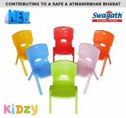 Swagath Plastic Kids Baby Chair