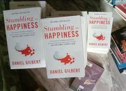Stumbling On Happiness Book, English